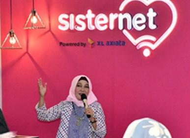 Ajak Kaum Perempuan Manfaatkan Gadget untuk Go Online