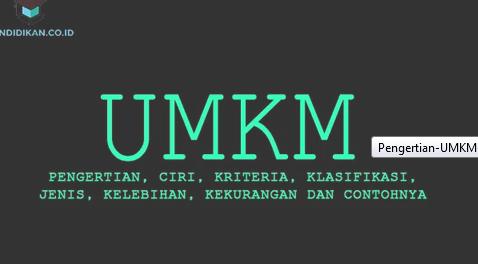 pengertian-umkm